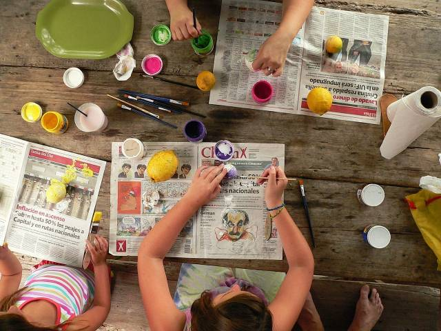 La peinture par numéros : transformez-vous en Picasso