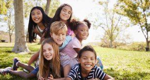 Contact des enfants avec leurs copains après un déménagement